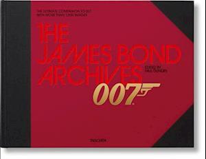 The James Bond Archives af Taschen