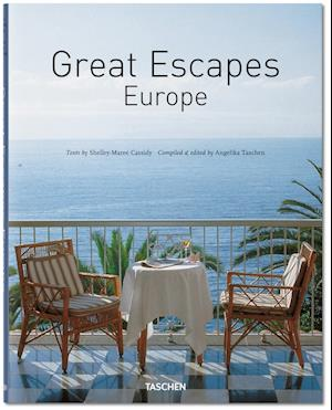 Great Escapes Europe af Taschen