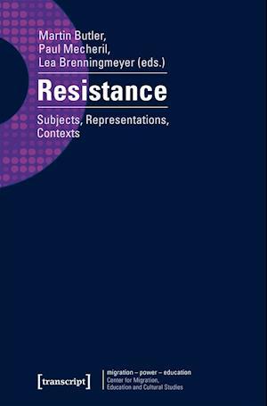 Bog, paperback Resistance af Martin Butler
