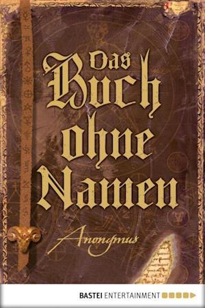 Das Buch ohne Namen af Anonymus