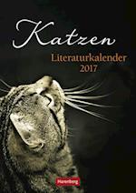 Katzen - Cats Literaturkalender Wochen-Kulturkalender