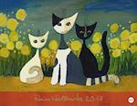 Rosina Wachtmeister Posterkalender (Heye kalender 2017)