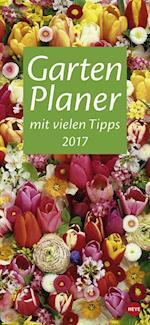 Gartenplaner (Heye kalender 2017)