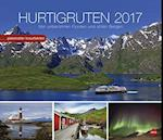 Hurtigruten (Heye kalender 2017)