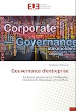 Gouvernance Dentreprise