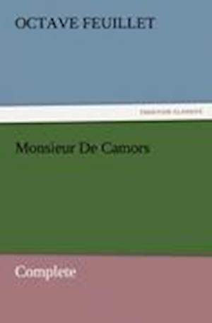 Monsieur de Camors - Complete af Octave Feuillet