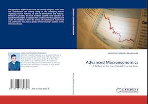 Advanced Macroeconomics af AKHILESH CHANDRA PRABHAKAR