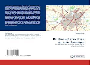 Development of Rural and Peri-Urban Landscapes af Sunil Nautiyal