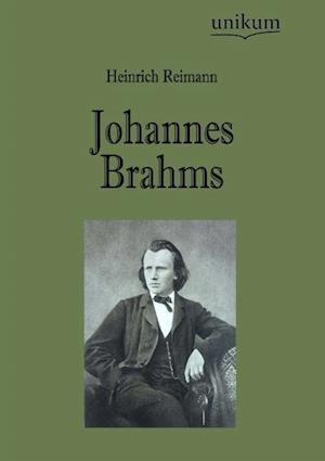 Johannes Brahms af Heinrich Reimann