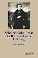 Schillers Sohn Ernst af Karl Schmidt