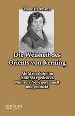 Die Weisheit Des Orients Von Kerning af Franz Hartmann