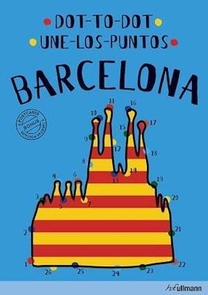 Dot-To-Dot Barcelona af Agata Mazur