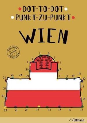 Bog, hardback Dot-To-Dot Vienna (English/German) af Agata Mazur