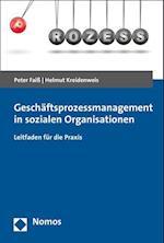 Geschaftsprozessmanagement in Sozialen Organisationen