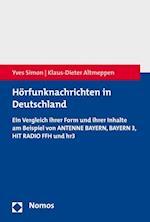 Horfunknachrichten in Deutschland