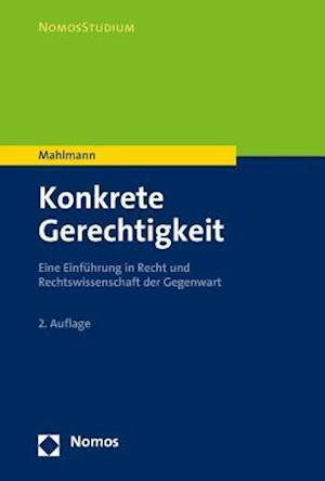 Konkrete Gerechtigkeit af Matthias Mahlmann