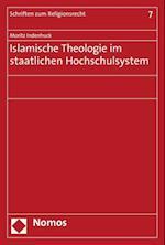 Islamische Theologie Im Staatlichen Hochschulsystem (Schriften Zum Religionsrecht, nr. 7)