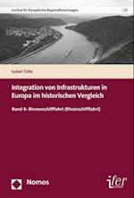 Integration Von Infrastrukturen in Europa Im Historischen Vergleich (Institut Fur Europaische Regionalforschungen Institute for, nr. 25)