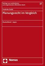 Planungsrecht Im Vergleich (Beitrage Zum Auslandischen Und Vergleichenden Offentlichen R, nr. 37)