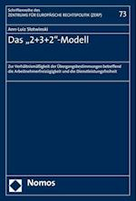 Das '2-3-2'-Modell (Schriftenreihe Des Zentrums Fur Europaische Rechtspolitik de, nr. 73)