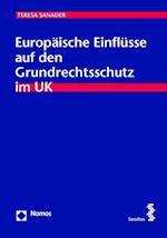 Europaische Einflusse Auf Den Grundrechtsschutz Im UK