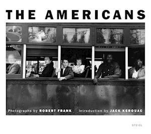 Robert Frank: The Americans af Jack Kerouac, Robert Frank