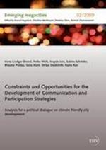 Constraints and Opportunities for the Development of Communication and Participation Strategies af Hans-Liudger Dienel, Angela Jain, Heike Walk