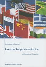 Successful Budget Consolidation af Uwe Wagschal