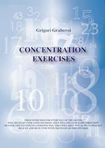 Concentration Exercises af Grigori Grabovoi