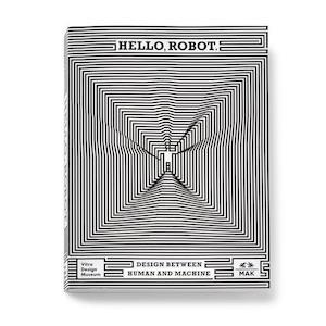 Bog, hardback Hello, Robot af Mateo Kries