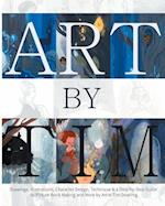 Art by Tim - Paperback
