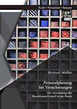 Personalplanung Bei Versicherungen af Michael Muller