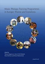 Music Therapy Training Programmes in Europe (Zeitpunkt Musik)