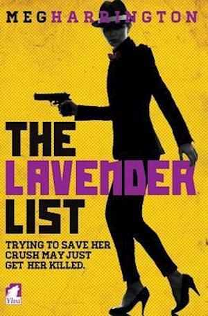 Bog, paperback The Lavender List af Meg Harrington