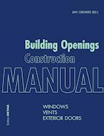 Building Openings Construction Manual (Detail Manual)