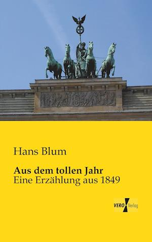 Aus Dem Tollen Jahr af Hans Blum