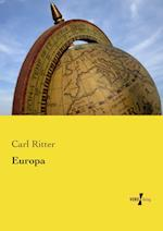 Europa af Carl Ritter