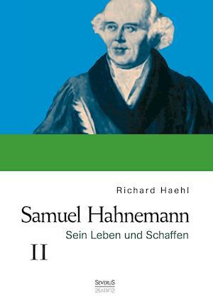 Samuel Hahnemann af Richard Haehl