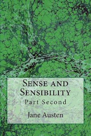Bog, paperback Sense and Sensibility af Jane Austen
