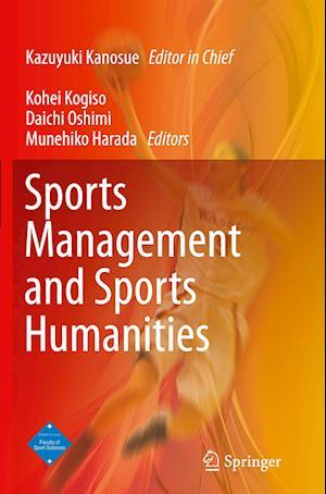 Bog, paperback Sports Management and Sports Humanities af Kazuyuki Kanosue