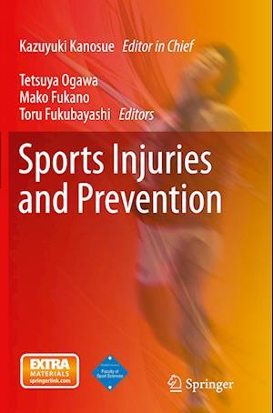 Bog, paperback Sports Injuries and Prevention af Kazuyuki Kanosue