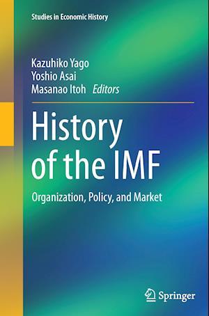Bog, paperback History of the IMF af Kazuhiko Yago
