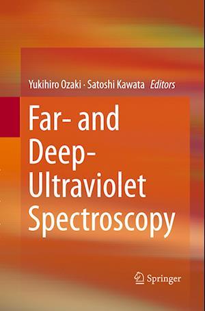 Bog, paperback Far- and Deep-Ultraviolet Spectroscopy af Yukihiro Ozaki