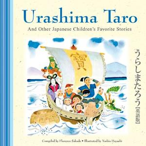 Bog, hardback Urashima Taro and Other Japanese Children's Favorite Stories af Florence Sakade
