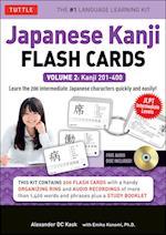 Japanese Kanji Flash Cards (nr. 2)