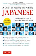 A Guide to Reading and Writing Japanese af Florence Sakade