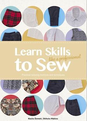 Bog, paperback Sewing Tips for Professional Finish af Naoko Doumeki, Shihoko Makino
