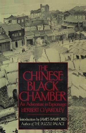 Bog, paperback The Chinese Black Chamber an Adventure in Espionage af Herbert O. Yardley