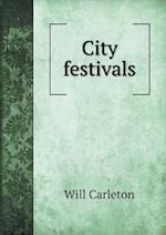 City Festivals af Will Carleton