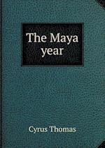 The Maya Year af Cyrus Thomas